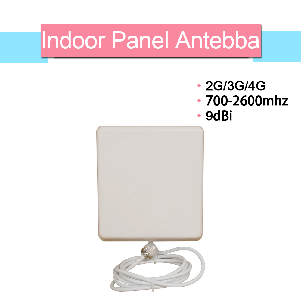 2019 New Upgrade Cellular Amplifier GSM Repeater 2g 3g 4g GSM 900 4G LTE 1800 3G UMTS WCDMA 2100 MHz Mobile Signal Booster 70dB@ 5