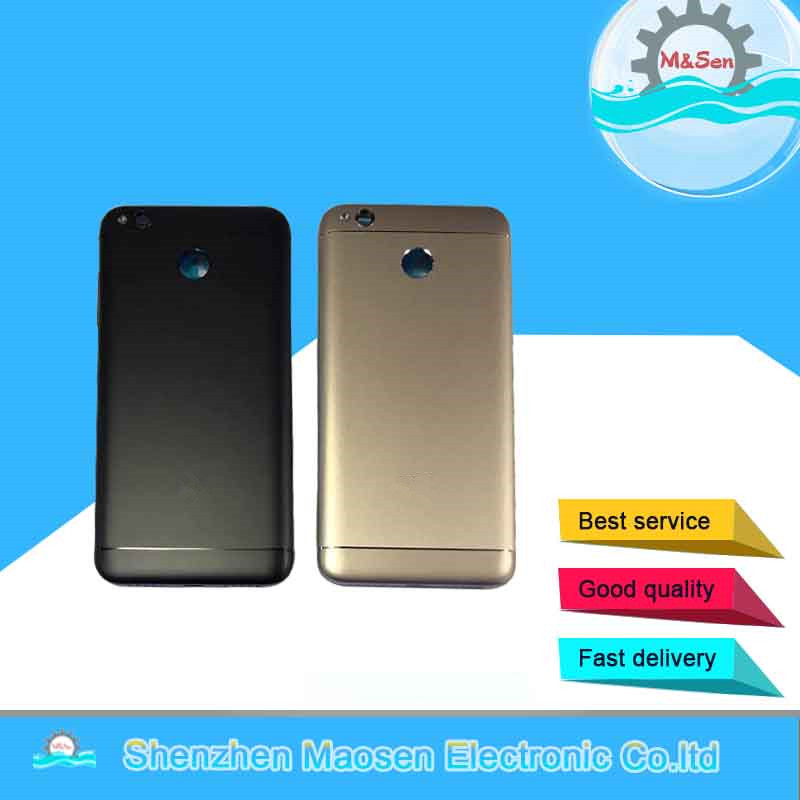 Case Redmi Housing Cover Glass Back-Battery Rear-Door-Replacement Xiaomi Original