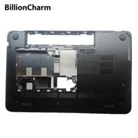BillionCharm New Bottom Case For HP ENVY15 j 15 j105TX 15 j Laptop Bottom Base Case Cover Black D Shell