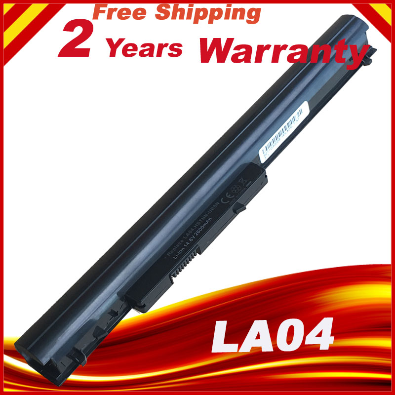 laptop battery For <font><b>HP</b></font> 248 Series FOR <font><b>HP</b></font> 248 <font><b>G1</b></font> Series FOR <font><b>HP</b></font> <font><b>340</b></font> Series FOR <font><b>HP</b></font> <font><b>340</b></font> <font><b>G1</b></font> LA04 HSTNN-Y5BV HSTNN-UB5M F3B96AA image