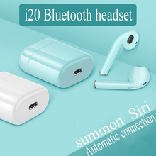 The new TWS wireless sports bluetooth headset 5.0 Earplugs type Bluetooth support summon Siri Apply to iphone Android
