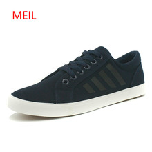 Fashion Brand Men Canvas Shoes Original Quality Denim Breathable Lace Up Casual Mens for Sapato Masculino