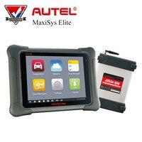 100 Original AUTEL MaxiSys Elite Automotive Diagnostic J2534 ECU Online Programming System Free Online Update Software