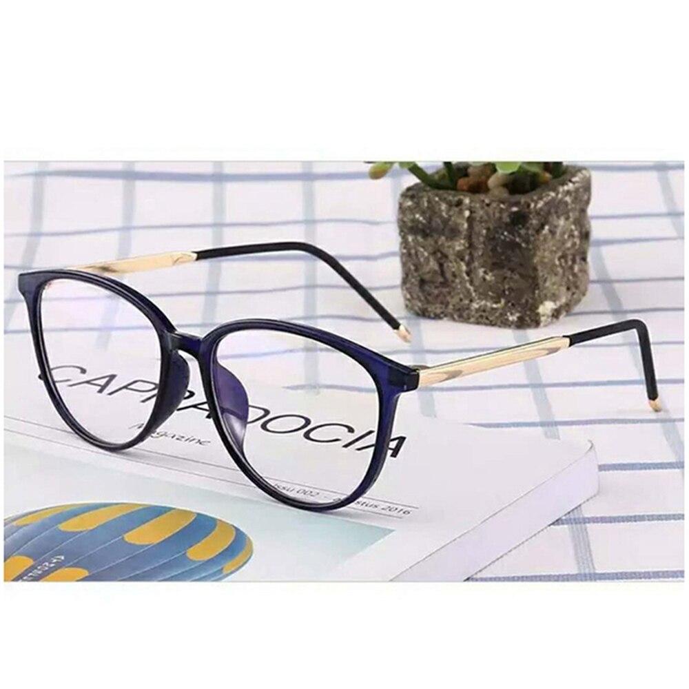 Blue Light Blocking Glasses Monitor Screen Blue Light 27 Anti Blue Glasses Clear Glasses Frames Women Mens Glasses ZJH1705-SDF 2