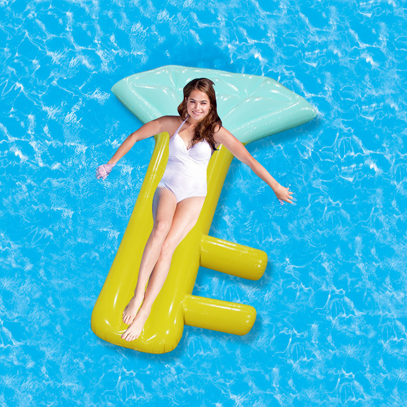 Yhsbuy 150cm Giant Inflatable Flamingo Pool Float 2018 Newest Summer Ride-on Air Mattress For Adult Child Water Party Toys Boia To Suit The PeopleS Convenience Swimming