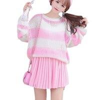 School Uniforms Faldas Ladies Jupe Kawaii Women Pleat Skirt Sweet Mini Cute Harajuku Skirts Preppy Style Lolita Saia