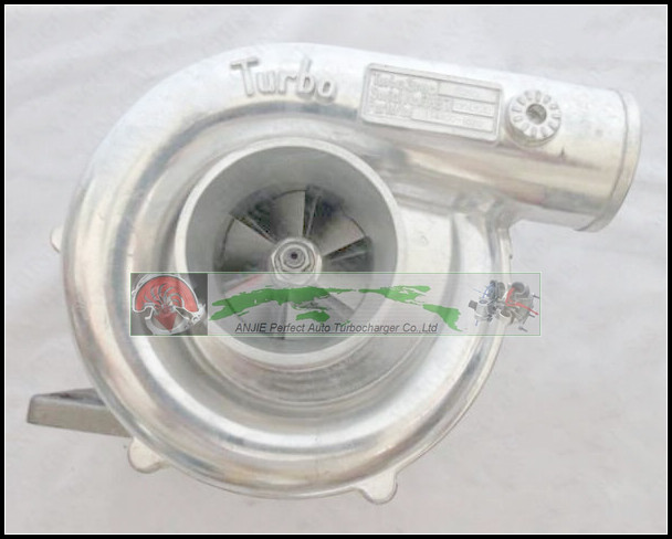 RHB7 114400-1070 705739-5001S Turbo Turbocharger For Sumitomo excavator S280 1998- Earth Moving 6BD1 6BD1T 5.9L 214HP (3)