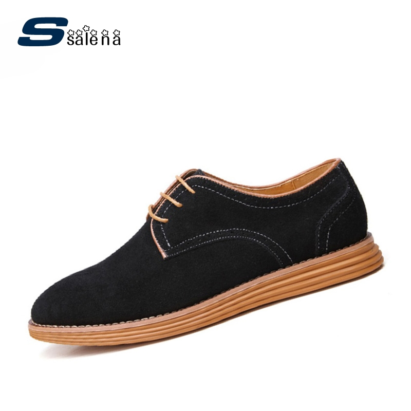 Men Casual Shoes Soft Footwear Classic Flats Leather Men Shoes Spring Autumn Outdoor Breathable Walk Shoes AA30036 male casual shoes soft footwear classic men working shoes flats good quality outdoor walking shoes aa20135