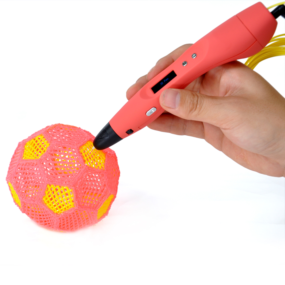 ФОТО 2016 Kids Child Gift  Education Toy 3D Drawing Pen 3D Printing Pen
