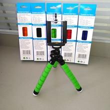 Phone Holder Flexible Octopus Tripod Bracket Stand Mount Monopod Adjustable Accessories for xiaomi redmi3 4x xiaomi
