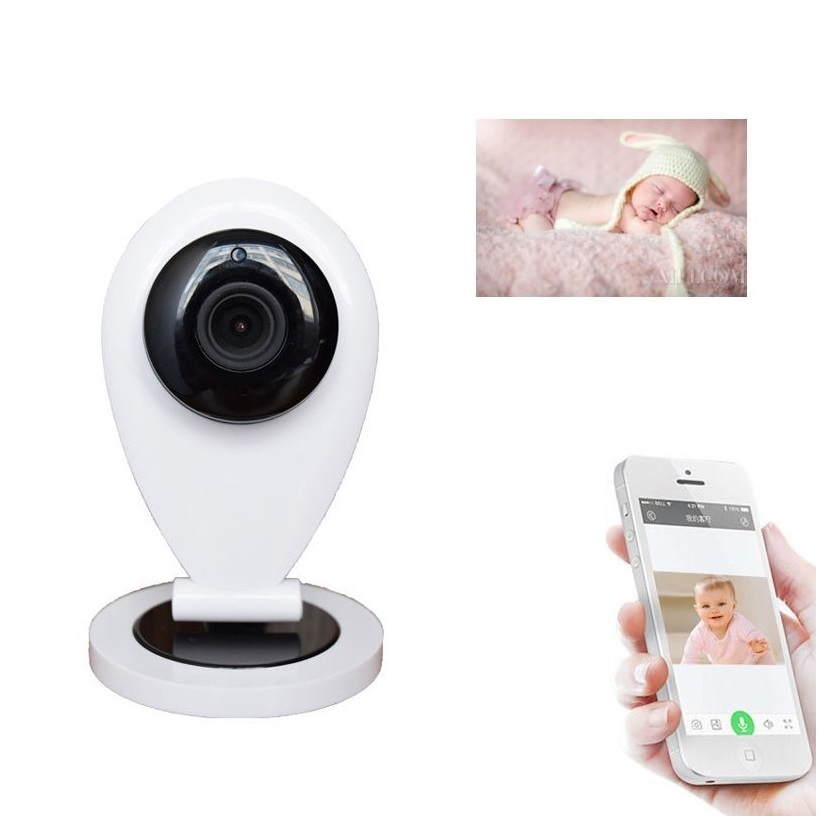 720P ip camera babyphone monitor security babyfoon camera IR Night vision Intercom Motion Detection Alarm wifi baby phones fetal wireless baby monitor vb601 with camera for the night vision bebek telsiz telsizleri babyfoon met babyphone video detector