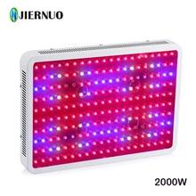 2000 W LED Işık Tam Spektrum LED bitki büyümek lamba Büyümeye hidroponik Veg için Çiçek Meyve kapalı sera büyütün çadır lambalar
