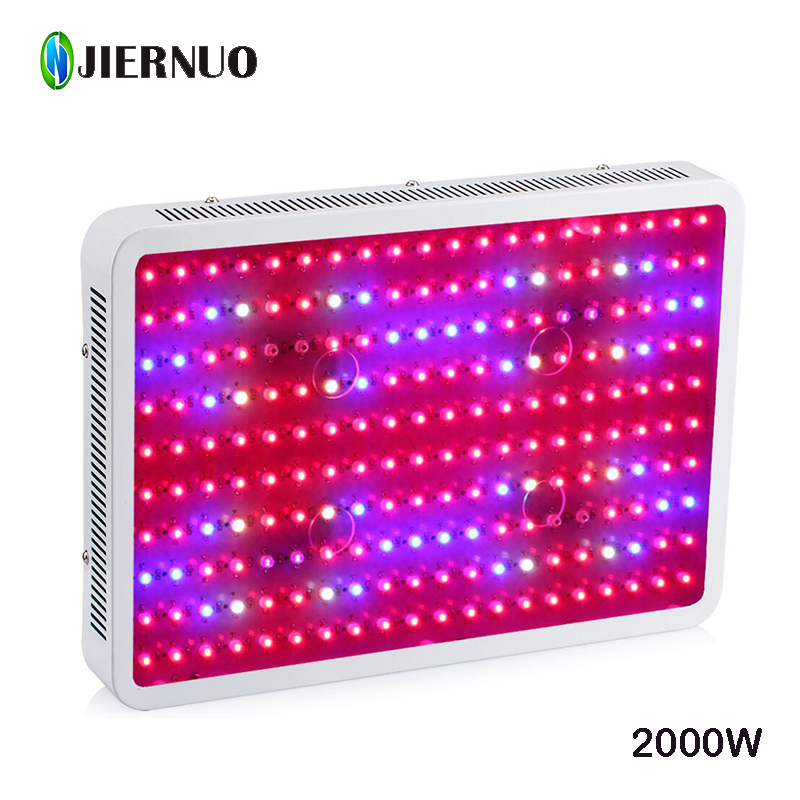 2000W LED Grow Light Full Spectrum LED plant grow lamp for hydroponics Veg Flower Fruit indoor greenhouse grow tent lamps