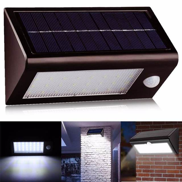 Super bright solar power motion sensor 32 led solar light outdoor super bright solar power motion sensor 32 led solar light outdoor lighting garden yard security wall aloadofball Image collections
