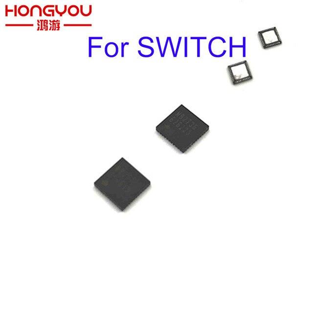 Para ns switch placa mãe, bateria de carregamento ic m92t36 ic m92t17 controle de vídeo e áudio ic