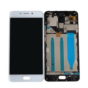 Image 3 - M & Sen pantalla LCD Original de 5,5 pulgadas para Meizu M6 Note, Digitalizador de Panel táctil con marco para Meizu Meilan Note 6