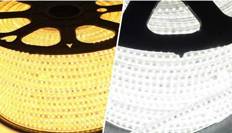 100 метров/Roll холодный белый 5050 светодиодный полосы 220 В 230 В 240 В Водонепроницаемый IP65 гибкая 60 светодиодный s/метр + 10 Вилки Крытый проекта