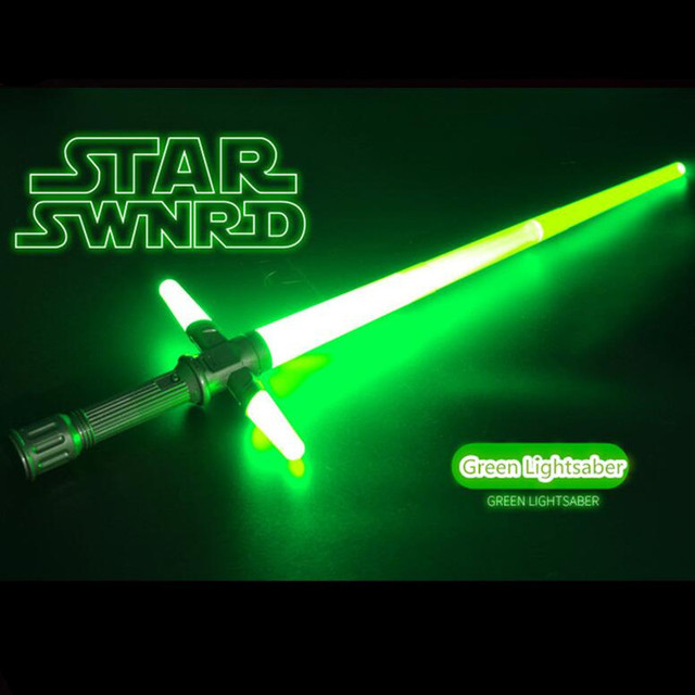 Star Wars Lightsaber – Episode VII (3 colors)