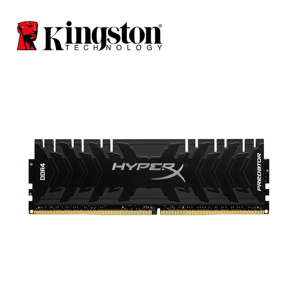 Kingston HyperX DDR4 8G 3000MHZ HX430C15PB3/8 8GB 1G x 64-Bit DDR4-3000 CL15 288-Pin DIMM dimm 8gb ddr4 pc24000 3000mhz kingston hyperx savage black hx430c15sb2 8