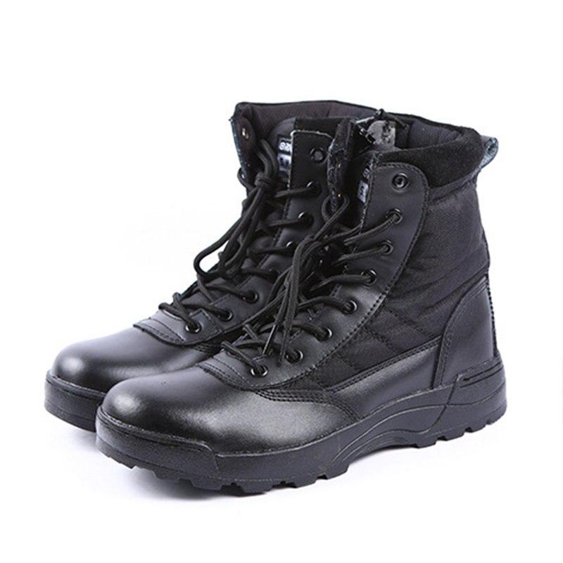 Compra swat botas militares online al por mayor de China