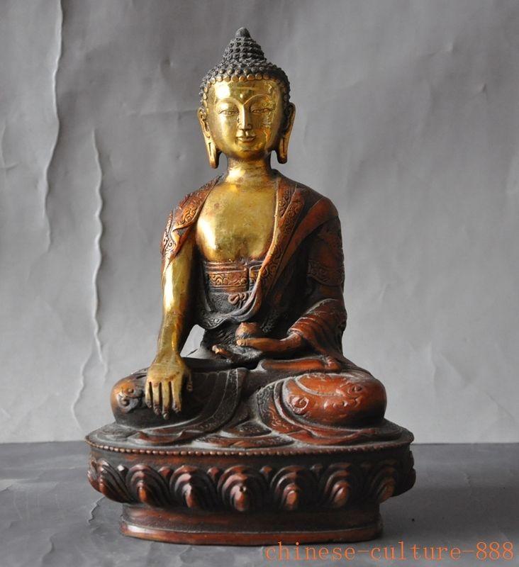 christmas old chinese buddhism bronze gilt sakyamuni Shakyamuni Medicine Buddha statue halloweenchristmas old chinese buddhism bronze gilt sakyamuni Shakyamuni Medicine Buddha statue halloween