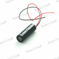 12*42mm 808nm 400mW IR Infrared Laser Module Diode Night Vision Locator not focusable