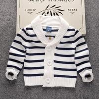 Strickjacke Pullover Für Jungen 2017 Neue Mode Winter Dicke Kinder Mantel Lässig Baby Mädchen Schule Kinder Pullover Kind Kleidung