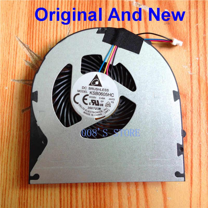 New Laptop CPU Cooling Cooler Fan For Lenovo B570 B575 B575E B570E B570V  V570 Z570 V570A Z575 KSB0605HC DC05V 0 45A AH72 -AH72