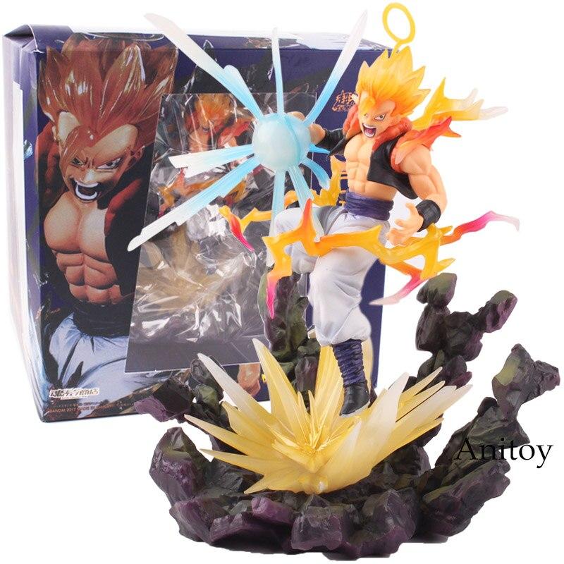 Dragon Ball Z Figuarts ZERO Super Saiyan Vegetto VS Gogeta PVC Action Figure
