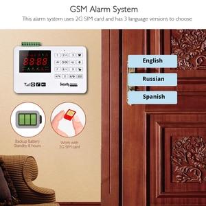 Image 3 - Smarsecur A30 App اللاسلكية GSM نظام إنذار أمني إنذار لص الأمن الدخيل