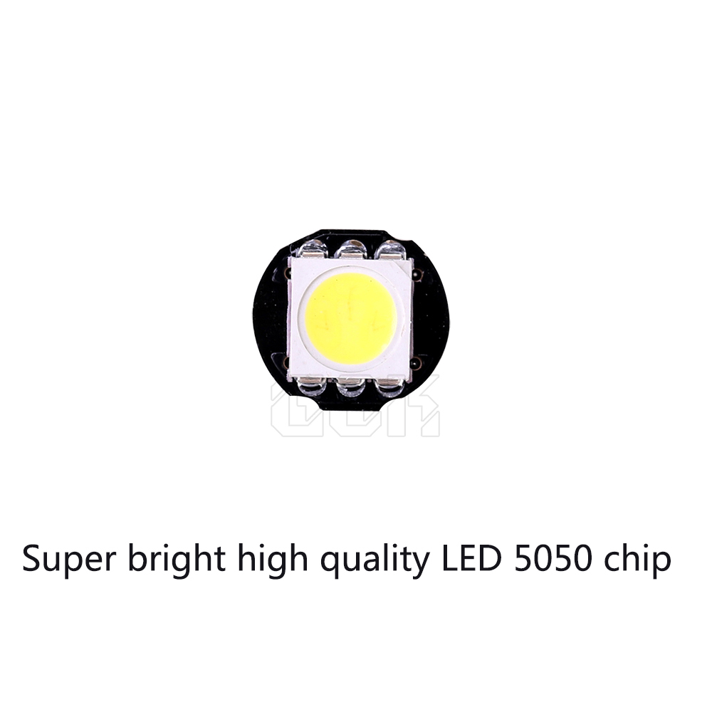 10pcs Wholesale W5W led T10 Canbus led 5050 1SMD 1Led OBC Error Free Car led Interior Door Light DC12V in Signal Lamp from Automobiles Motorcycles
