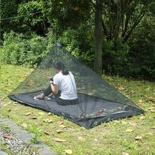 Compact Camping Insect Mosquito Net Mesh for Tent Canopy Cover Bee Bug Sleeping Accessories