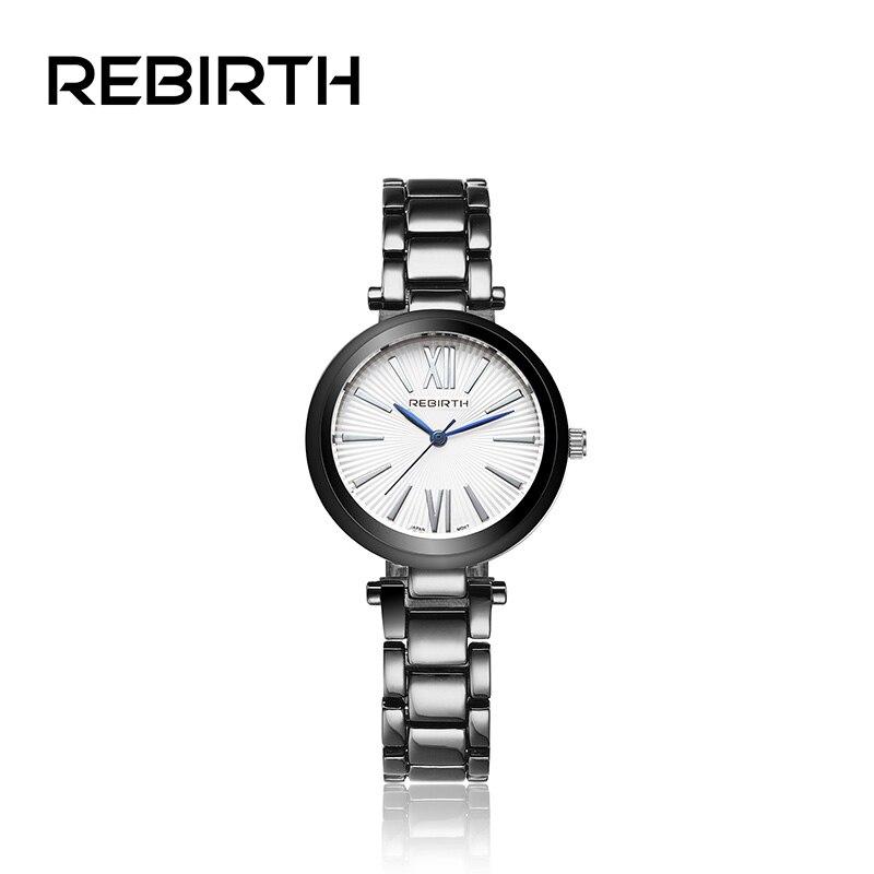 RENACIMIENTO Marca de Lujo de Las Mujeres de Moda Pequeño Relojes de - Relojes para mujeres