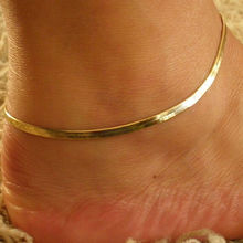 Fashion Sexy Women Fine Scale Barefoot Ankle Chain Anklet Bracelet Foot Jewelry