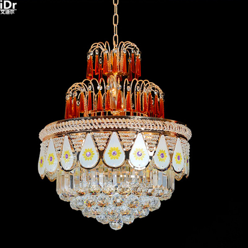 luxury living room bedroom lamp led stairway french restaurant lights led lights chandeliers