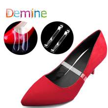Buy Women Shoelaces for High Heels High Quality Ankle Straps For High Heel Shoes Bands Shoelace Belt Wedding Outside Universal Suit directly from merchant!