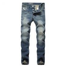 Dsel marke taste fly original männer jeans hohe qualität jeans männer größe 40 38 36 dünne gerade jeans-hosen 9003