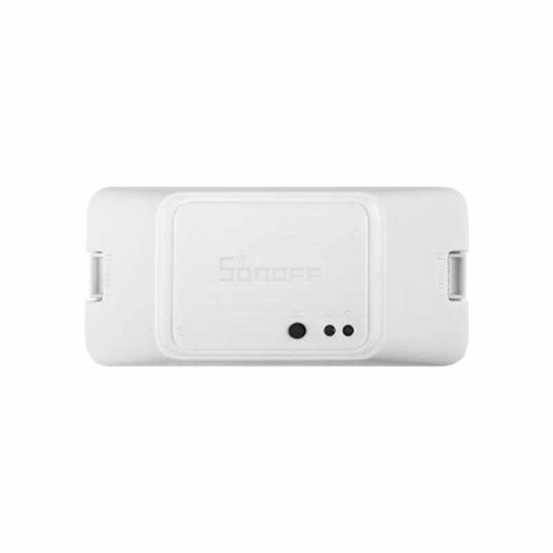 SONOFF RFR3 interruptor de control básico inteligente WIFI DIY controlador temporizador funciona con Alexa Google home IFTTT Homekit control por ewelink