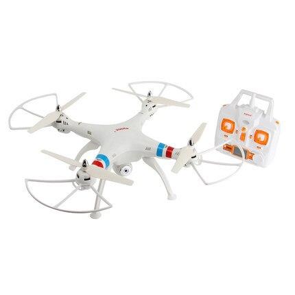 Syma X8C X8W X8G 2.4G 4ch 6 axes Venture avec caméra grand Angle FPV RC quadrirotor RTF RC hélicoptère VS X5C F181 X6 FSWB - 3
