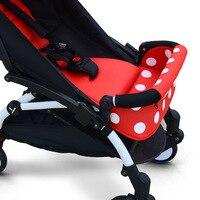 Baby Strollers Legs Accessories for BabyZen Yo yo yoya babytime Stroller for newborn wagons Legs Extension for the armrest