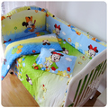 New!Baby Breathable Crib Bumper High Quality 8 Colors Baby Bedding Crib Baby Cot Sets Baby Bedding Bumpers Drop Shipping