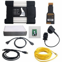 Multilingual ICOM A2 For BMW ICOM NEXT A+B+C 2017 New Generation OF ICOM A2 with HDD Software version 2017.09 D4.06+P3.62