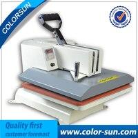 Shaking Head Heat Transfer Printing Machine,Cheap swing away heat press machine (38*38)
