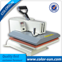 Shaking Head Heat Transfer Printing Machine,Cheap swing away heat press machine (38*38)
