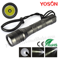 Aluminum 2000Lm Diving flashlight Torch XML L2 LED Waterproof Underwater Lamp Dive 150m Lamp lanterna led ,Wholesale