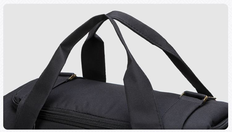 Professional Nylon Waterproof Sports Gym Bag Women Men for Fitness Yoga Training Shoulder handbags Storage sport bag 32