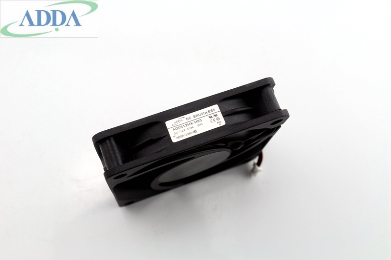ADDA AD0612HX-H93 W1070 6015 DC12V projector cooling fanADDA AD0612HX-H93 W1070 6015 DC12V projector cooling fan