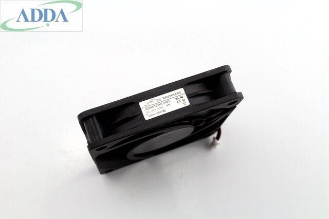 Ventilateur de refroidissement de projecteur pour ADDA AD0612HX H93 W1070 6015 DC12V ventilateur de refroidissement de projecteur