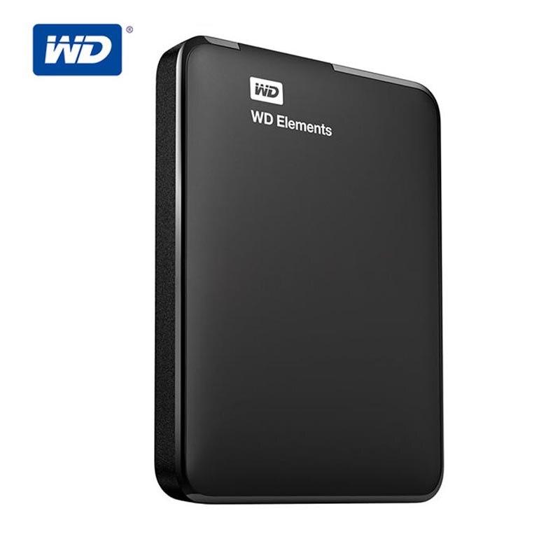 Western Digital WD Elements 1TB USB 3.0 2.5
