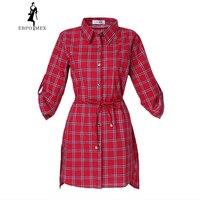 Студенческая летняя шифоновая рубашка повседневная женская шифоновая рубашка Элегантная шифоновая блузка женские блузки клетчатые рубаш